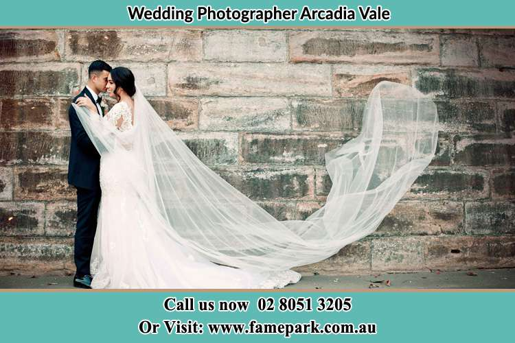 Photo of the Groom and the Bride dancing Arcadia Vale NSW 2283