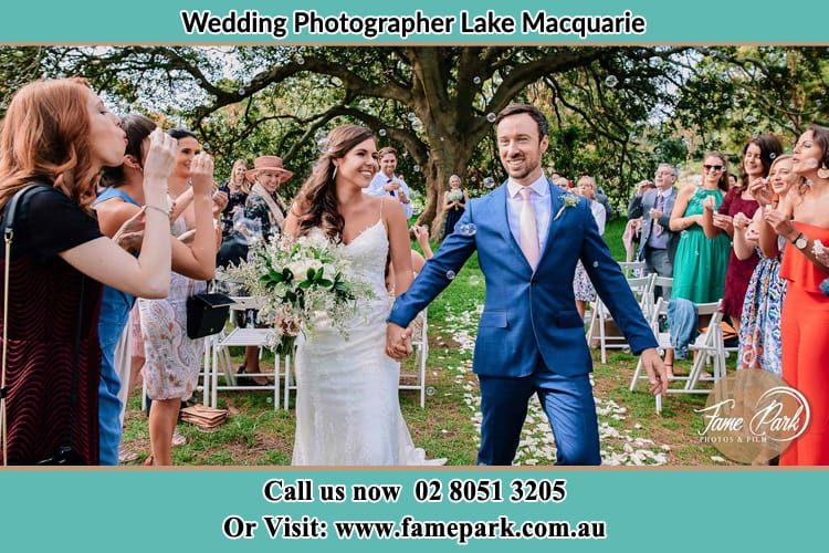 Lake Macquarie Wedding Photography
