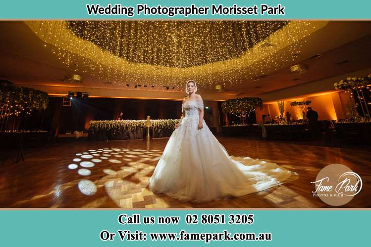 Photo of the Bride on the dance floor Morisset Park NSW 2264